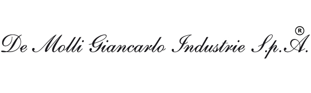 De Molli Giancarlo Industrie S.p.a. new logo