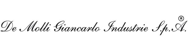 Nuovo logo De Molli Giancarlo Industrie S.p.a.