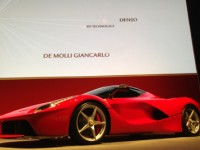 La Ferrari e De Molli Giancarlo Industrie S.p.a.