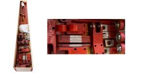 Railway switches linkage - De Molli Giancarlo Industrie Spa