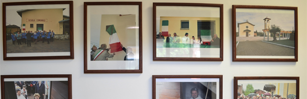 Corridoi della De Molli Giancarlo Industrie S.p.a.